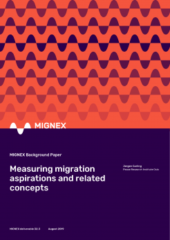 MIGNEX Background Paper cover image