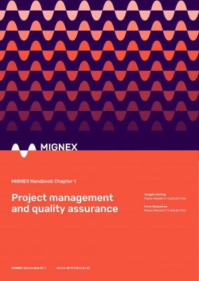 MIGNEX Handbook Chapter 1 Cover Page