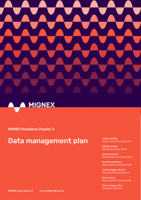 Cover of MIGNEX Handbook Chapter 3