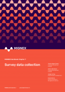 Cover image of MIGNEX Handbook Chapter 7: Survey data collection