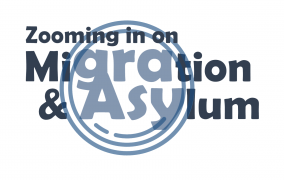 Logo for Zooming in on Migration & Asylum