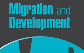 Cover image of the journal 'Migration and Development'.